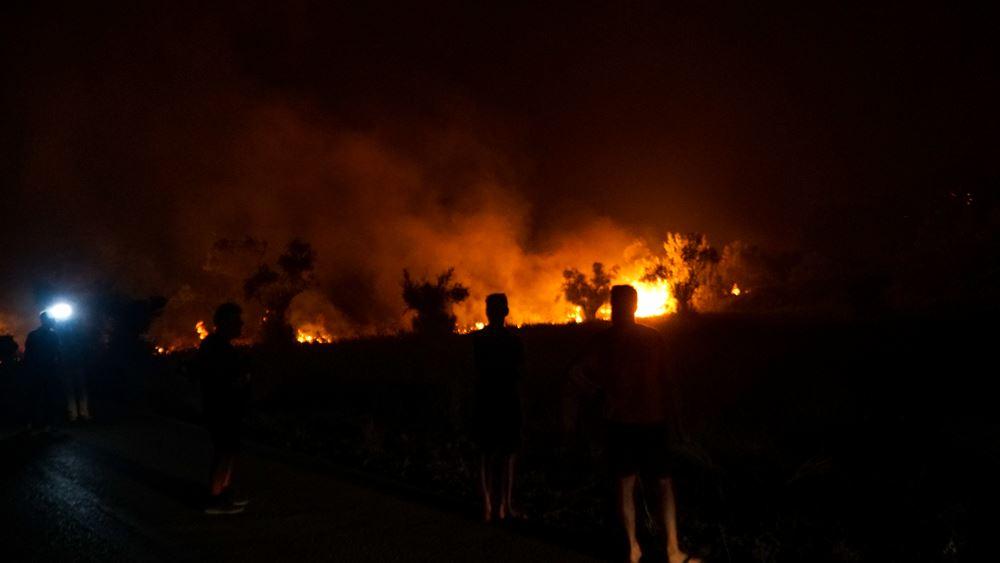 Σε πλήρη εξέλιξη και προς κάθε κατεύθυνση η εισαγγελική έρευνα για τις φωτιές της Αττικής