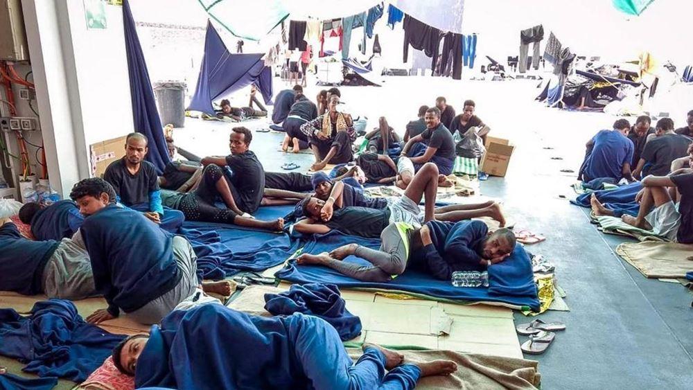 Ιταλία: Εισαγγελείς της Σικελίας πραγματοποιούν έρευνα σε βάρος του Σαλβίνι για το πλοίο με τους μετανάστες