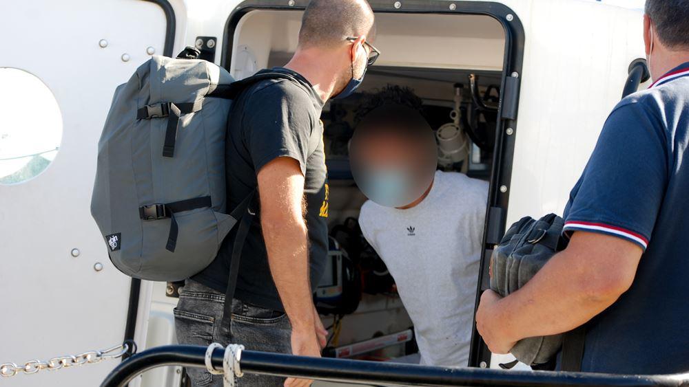 Απολογείται στον ανακριτή Νάξου ο 30χρονος κατηγορούμενος για το έγκλημα στη Φολέγανδρο