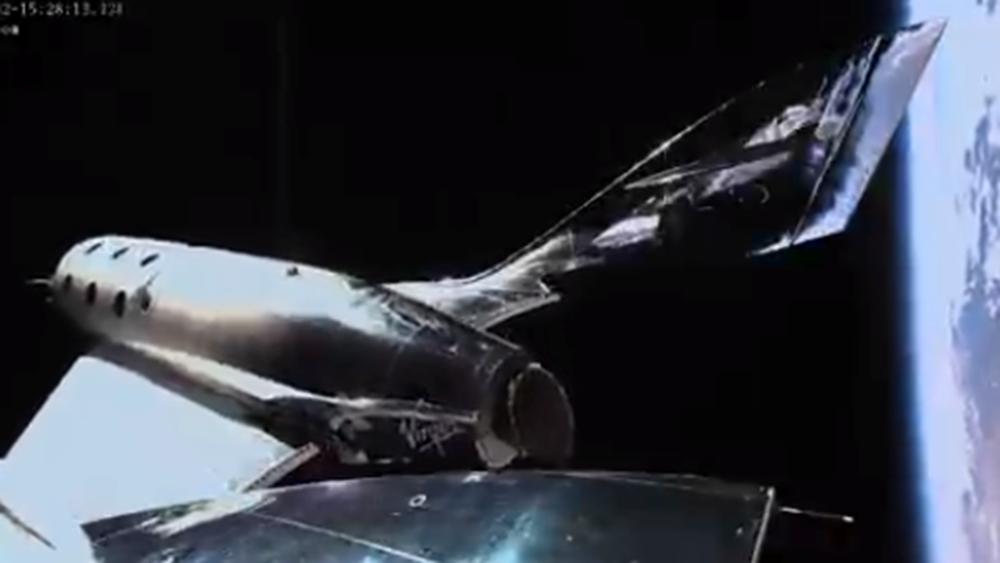 Virgin Galactic: Διερευνάται απόκλιση πορείας του αεροσκάφους διαστημικού τουρισμού SpaceShipTwo