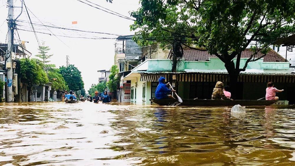 Βιετνάμ-Καμπότζη: Σχεδόν 40 νεκροί, πολλοί αγνοούμενοι από πλημμύρες