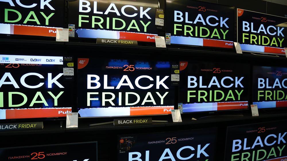 """Μεταφορά της """"Black Friday"""" για αγορές με ανοιχτά μαγαζιά, ζητούν οι έμποροι Θεσσαλονίκης"""