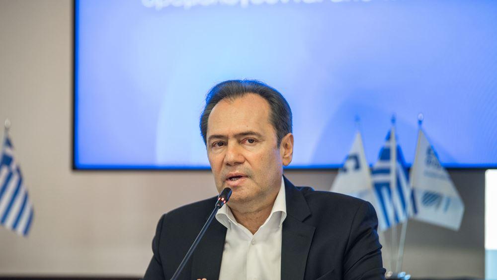 Θ.Τρύφων: H Ελλάδα έχει τη δυνατότητα να γίνει ευρωπαϊκό παραγωγικό και ερευνητικό κέντρο για την φαρμακοβιομηχανία