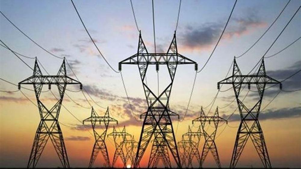 Μείωση σοκ 14% στη ζήτηση ρεύματος