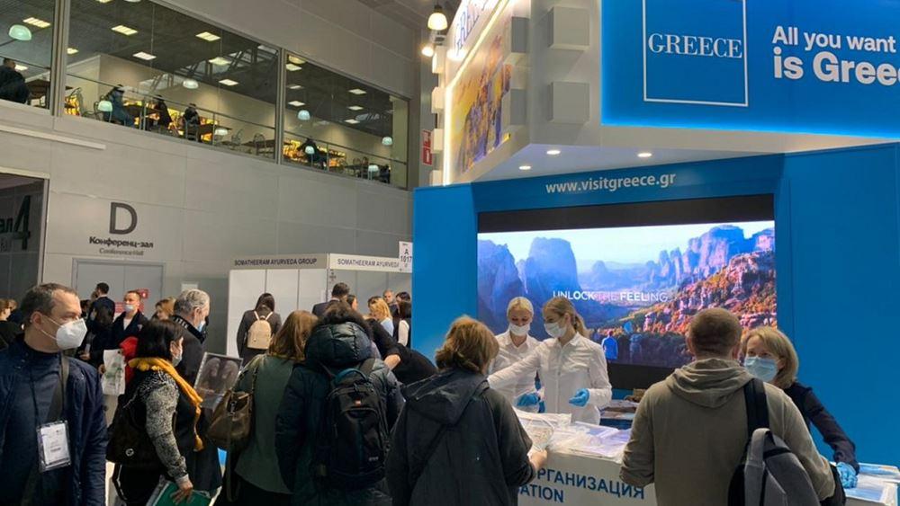 Ελληνικός τουρισμός: Αισιόδοξα μηνύματα από την ρωσική αγορά για το 2021