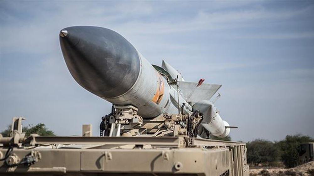 Ιράν: Πραγματοποίησε δοκιμή ενός νέου πυραύλου