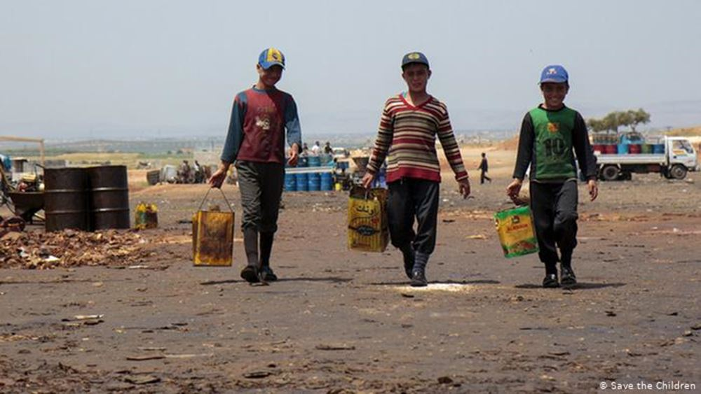 Unicef: 152 εκατομμύρια παιδιά σε όλο τον κόσμο εργάζονται