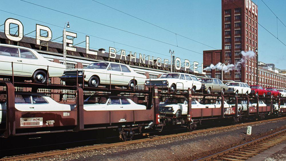 Ο σιδηρόδρομος του εργοστασίου της Opel γίνεται 100 ετών