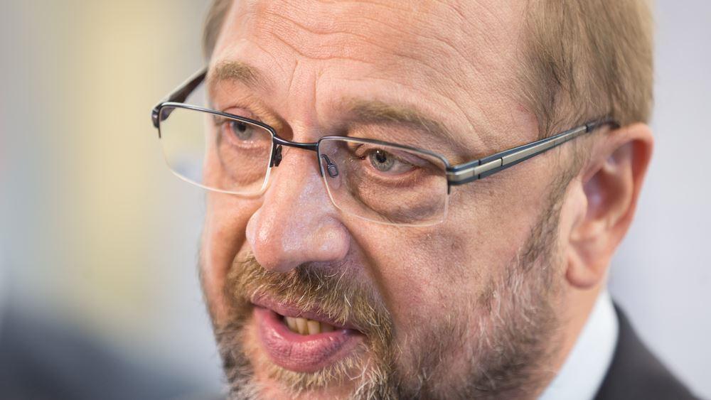 Γερμανία: Ο Σουλτς αποσύρει το ενδιαφέρον του για το υπουργείο Εξωτερικών