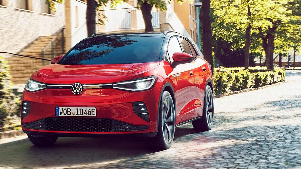 H Volkswagen αποκαλύπτει το νέο ID.4 GTX
