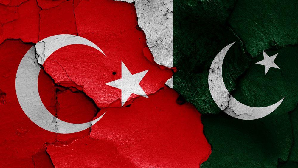 """Η πρεσβεία του Πακιστάν στην Τουρκία μιλά για """"Τουρκική Δημοκρατία της Βόρειας Κύπρου"""""""