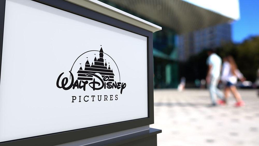 Υποχωρεί 4,5% η μετοχή της Walt Disney