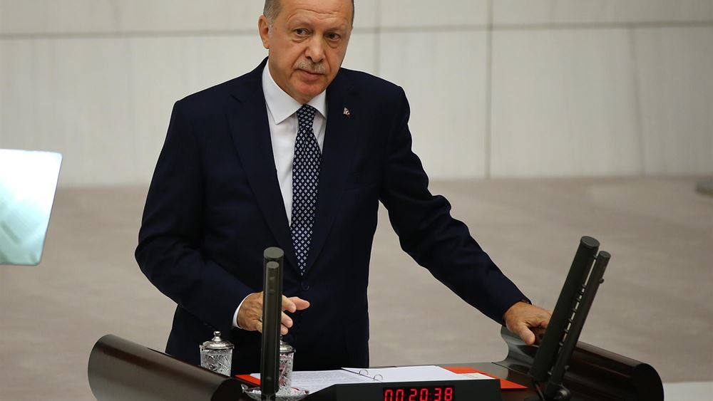 """Τουρκία- υπόθεση Τζορτζ Φλόιντ: Ο Ερντογάν κατήγγειλε έναν """"ρατσιστικό"""" και """"φασιστικό"""" φόνο"""