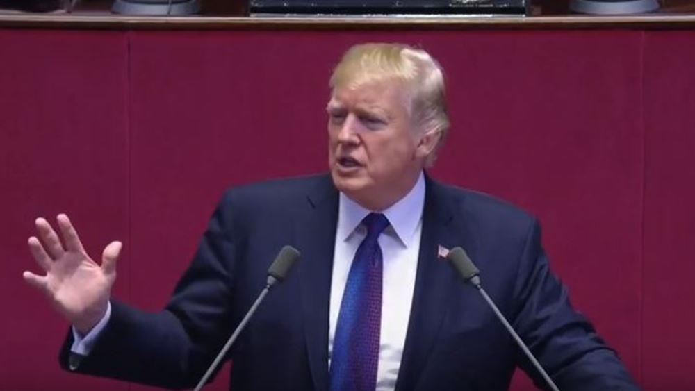 """Ρωσία: """"Kαλοπροαίρετος"""" ο Τραμπ αλλά """"ασυνεπής"""" η στάση της Ουάσινγκτον"""