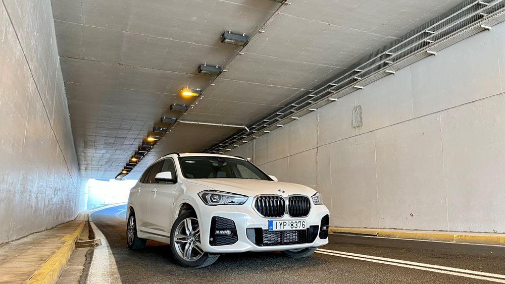 Οδηγούμε τη νέα BMW X1 sDrive16d