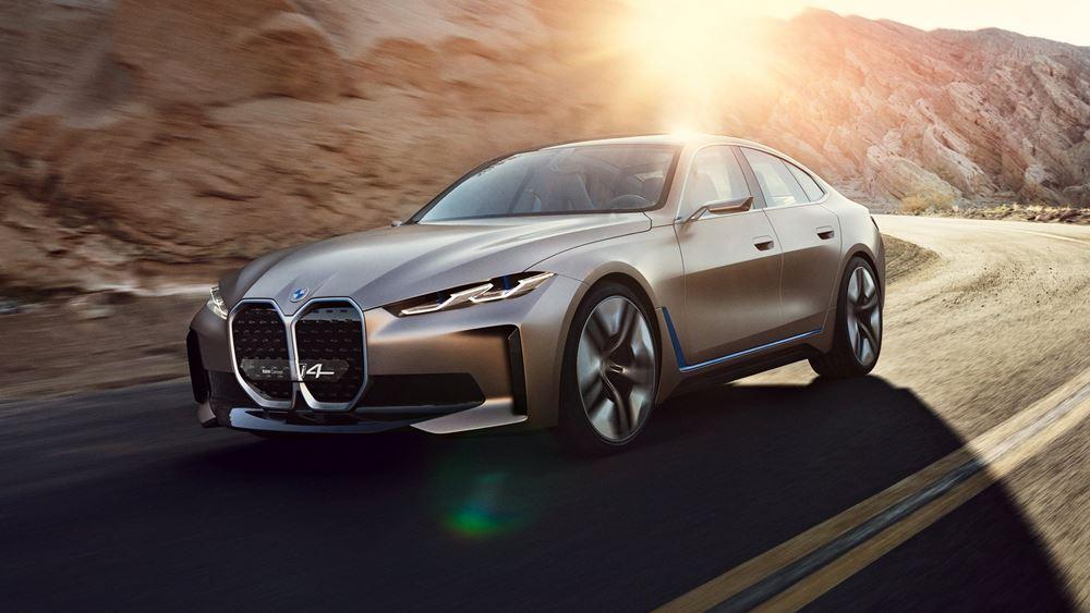 Το εργοστάσιο της BMW στο Μόναχο έτοιμο να υποδεχτεί την ηλεκτρική i4