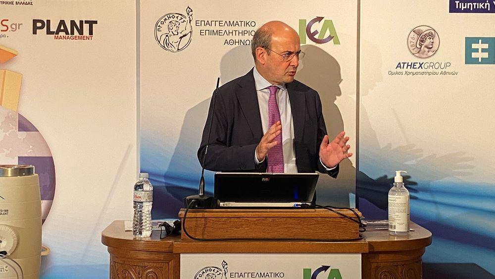 Κ. Χατζηδάκης: Έξυπνα μέτρα στήριξης στην μετά κορονοϊό εποχή για την αγορά εργασίας