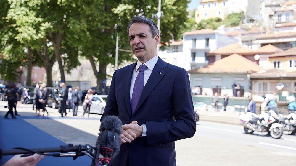 Κ. Μητσοτάκης: Η νέα εργατική νομοθεσία θα δίνει δύναμη στον εργαζόμενο
