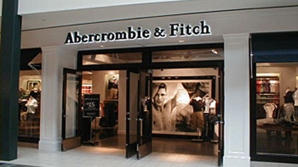 Η Abercrombie & Fitch τελικά θα κλείσει λιγότερα καταστήματα