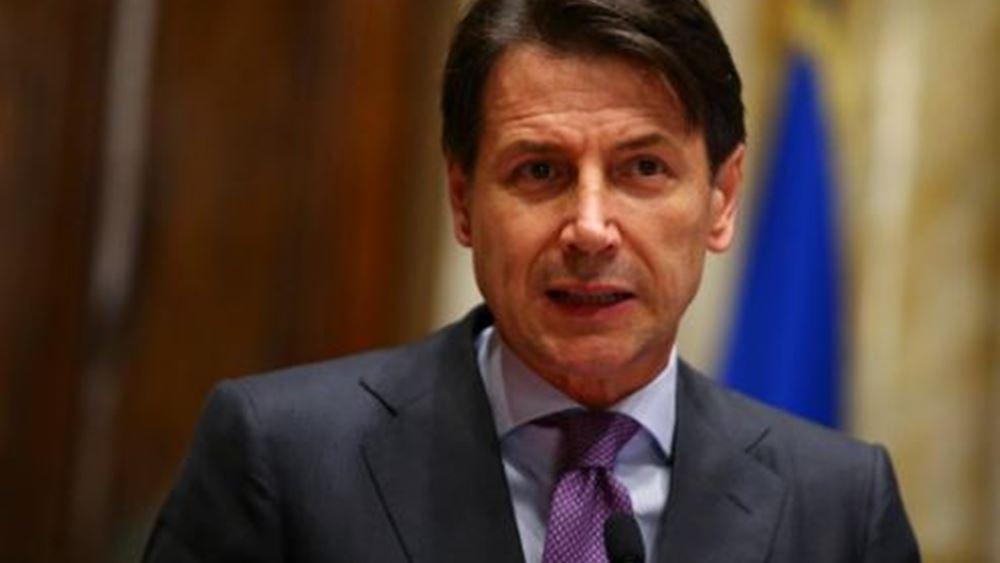 Κόντε: Η κυβέρνηση είναι βέβαιη για την αποτελεσματικότητα του προϋπολογισμού