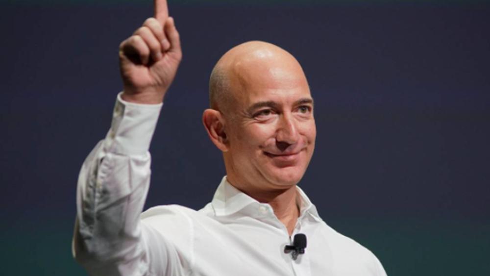 Ο Jeff Bezos πούλησε κι άλλες μετοχές της Amazon αξίας 990 εκατ. δολαρίων στις αρχές Αυγούστου
