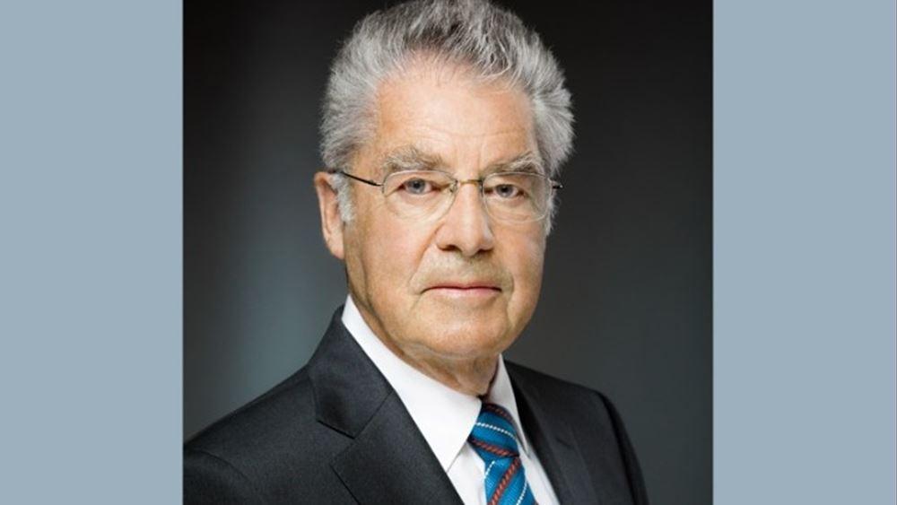 Χ. Φίσερ (πρώην πρόεδρος Αυστρίας): Ο  Ερντογάν δεν είναι πρόθυμος να γεφυρώσει το χάσμα μεταξύ της πολιτικής του και των ευρωπαϊκών αξιών