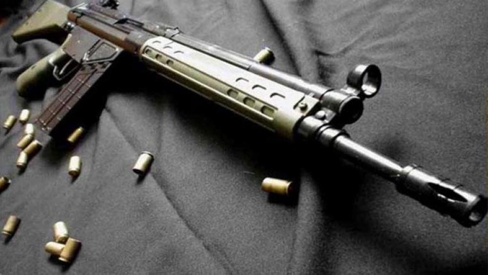 Βρέθηκε ο υπηρεσιακός οπλισμός εθνοφύλακα του ΤΕΘ Ορεστιάδας