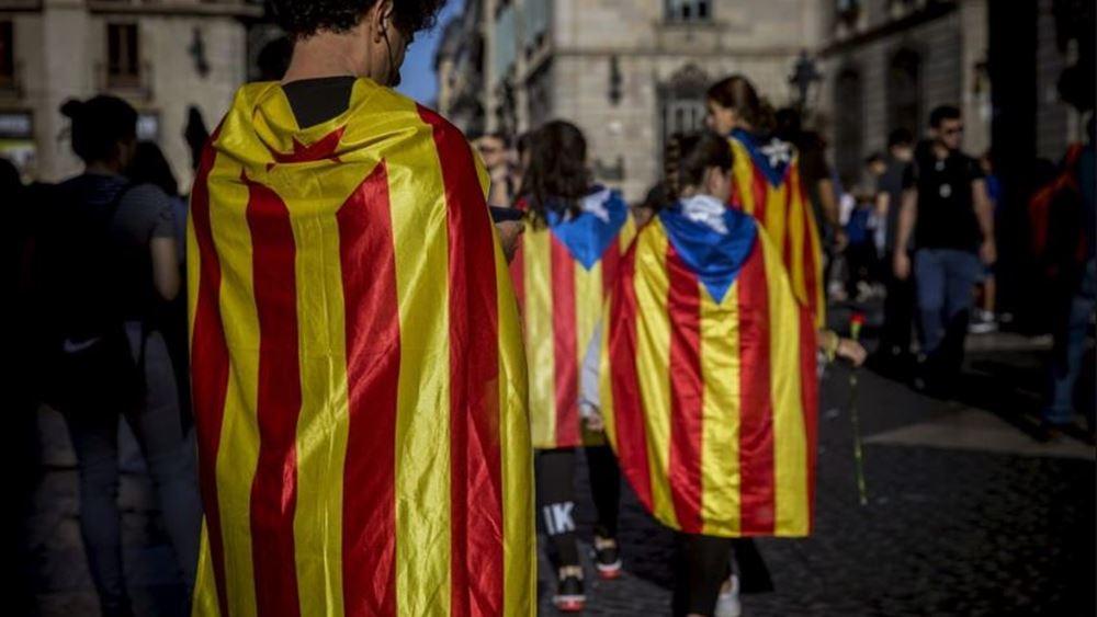 Κάλεσμα από τη Διεθνή Αμνηστία για την αποφυλάκιση δύο ηγετών της Καταλονίας