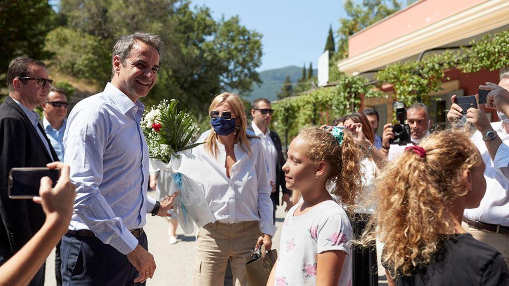 Δημοσκόπηση Marc: Προβάδισμα άνω των 21 μονάδων για τη ΝΔ έναντι του ΣΥΡΙΖΑ