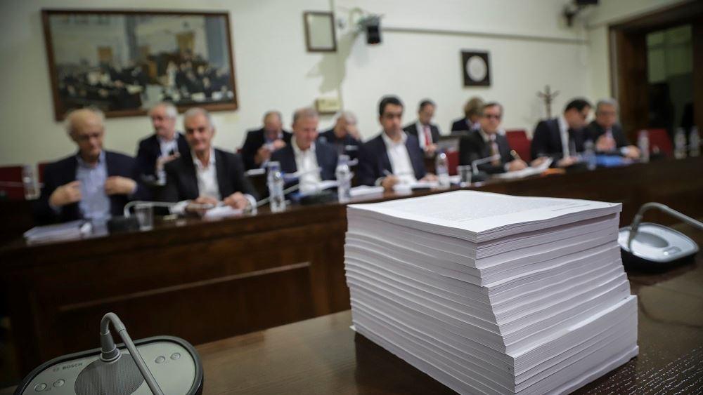 Μετ' εμποδίων η κατάθεση Μανιαδάκη στην Προανακριτική Επιτροπή