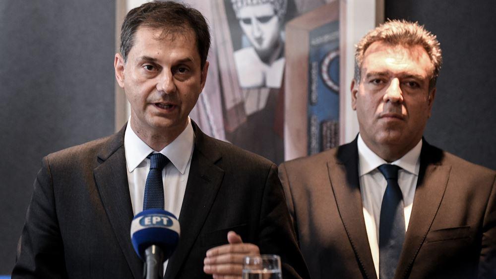 Χ. Θεοχάρης: Σε εξέλιξη το νομοθετικό έργο αναβάθμισης  του ελληνικού τουριστικού προϊόντος