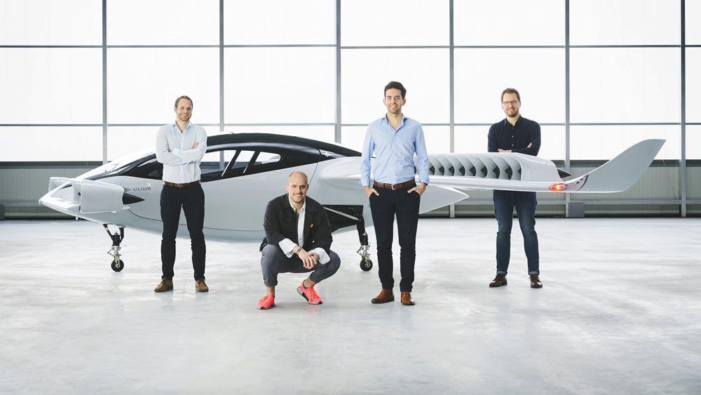 Είναι γεγονός το πρώτο ηλεκτρικό πενταθέσιο ιπτάμενο ταξί