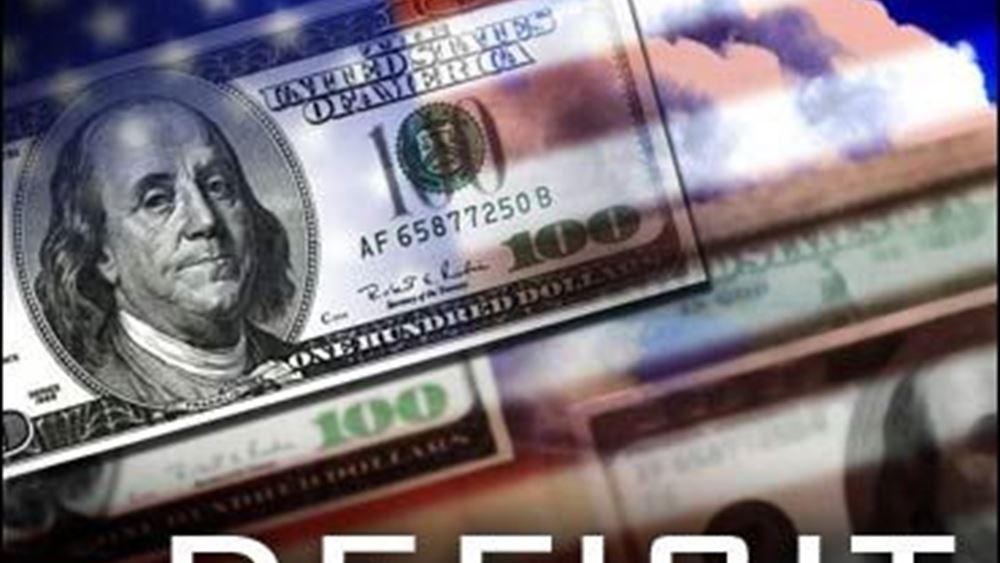 ΗΠΑ: Διευρύνθηκε το έλλειμμα τρεχουσών συναλλαγών το γ΄ τρίμηνο