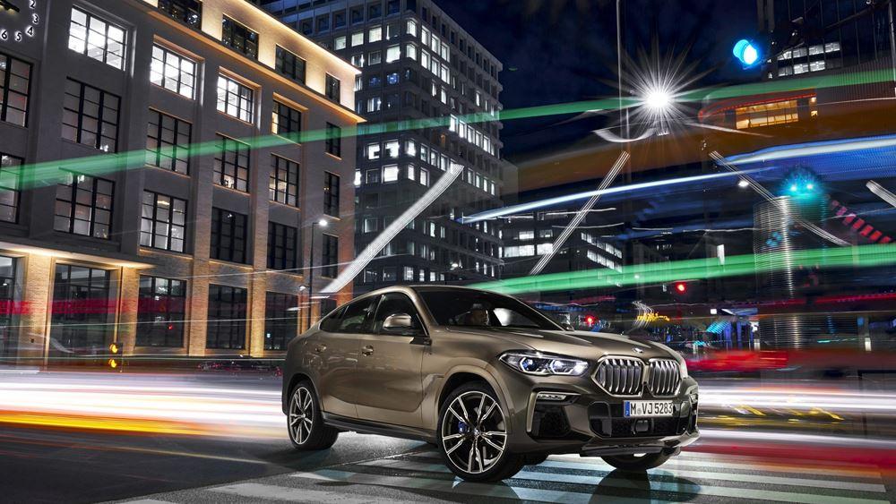 Η νέα BMW X6