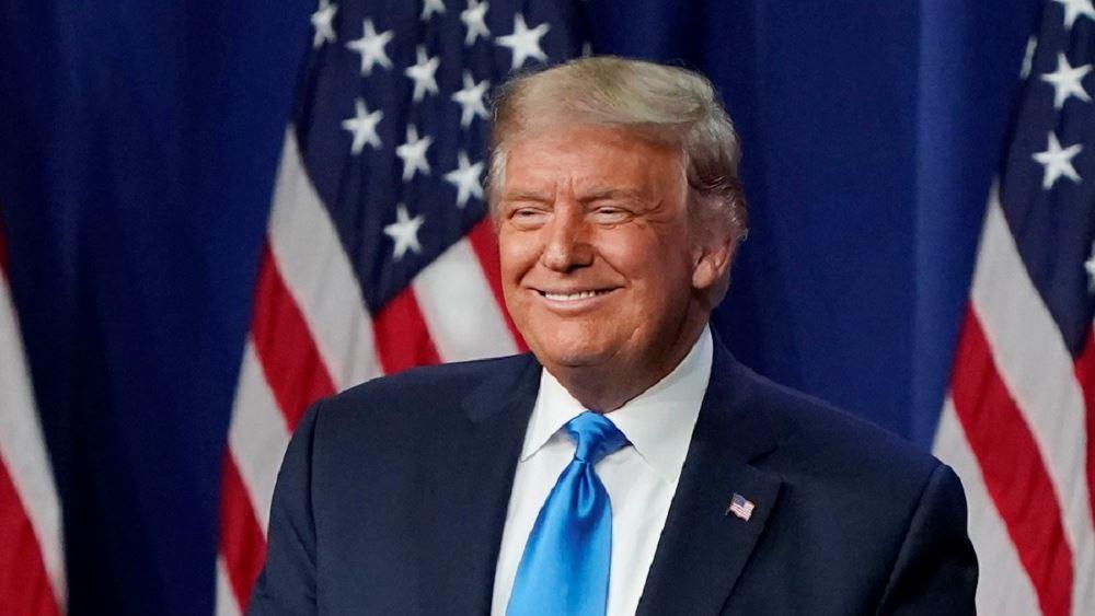 ΗΠΑ: Ο Τραμπ έλαβε και επισήμως το χρίσμα των Ρεπουμπλικανών