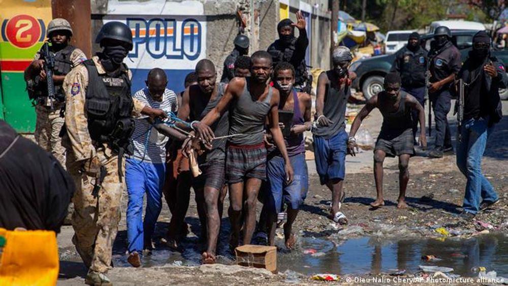 Αϊτή: 25 νεκροί στην απόδραση 400 κρατουμένων από φυλακή