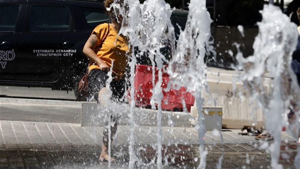 Ξεπέρασε τους 35 βαθμούς ο υδράργυροςστην Κρήτη- Ο καιρός το Μ.Σάββατο
