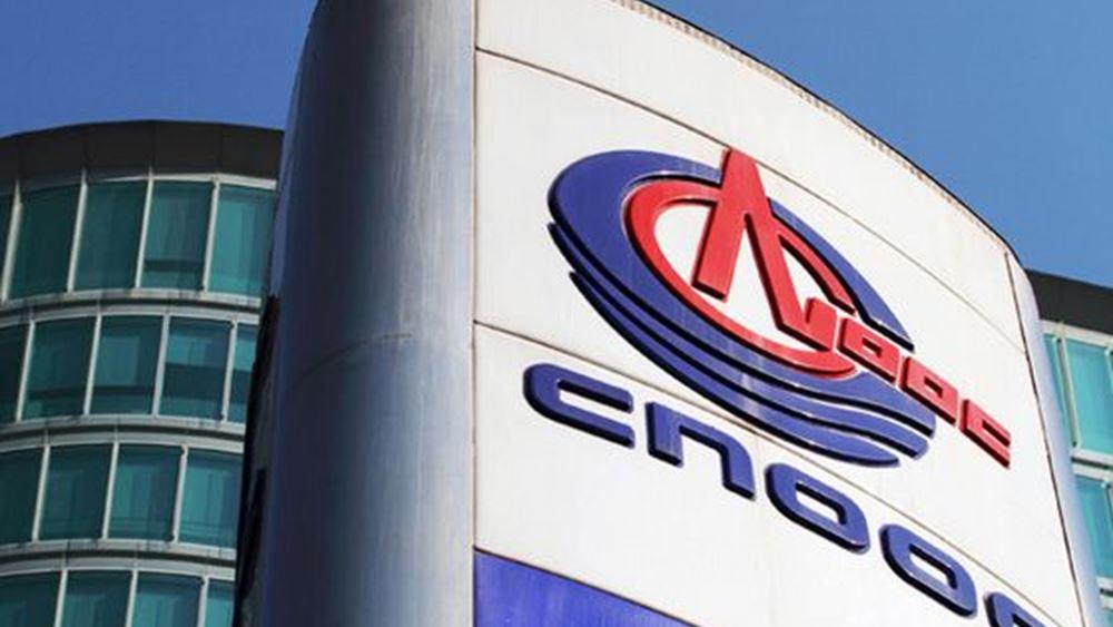 CNOOC: Τριπλασιάστηκαν τα κέρδη στο εξάμηνο