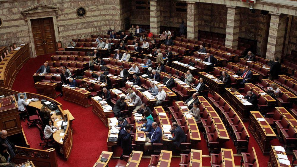Μπαράζ προεκλογικών τροπολογιών στο παρά… ένα