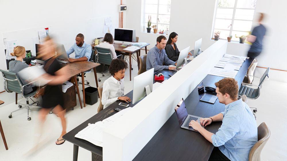 Κορονοϊός: Ήρθε τo τέλος του open space στα γραφεία;
