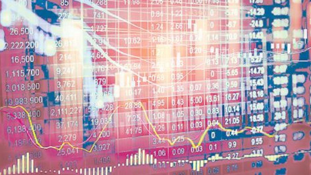 Πτωτικές τάσεις στις ευρωαγορές χωρίς διάθεση για ρίσκο