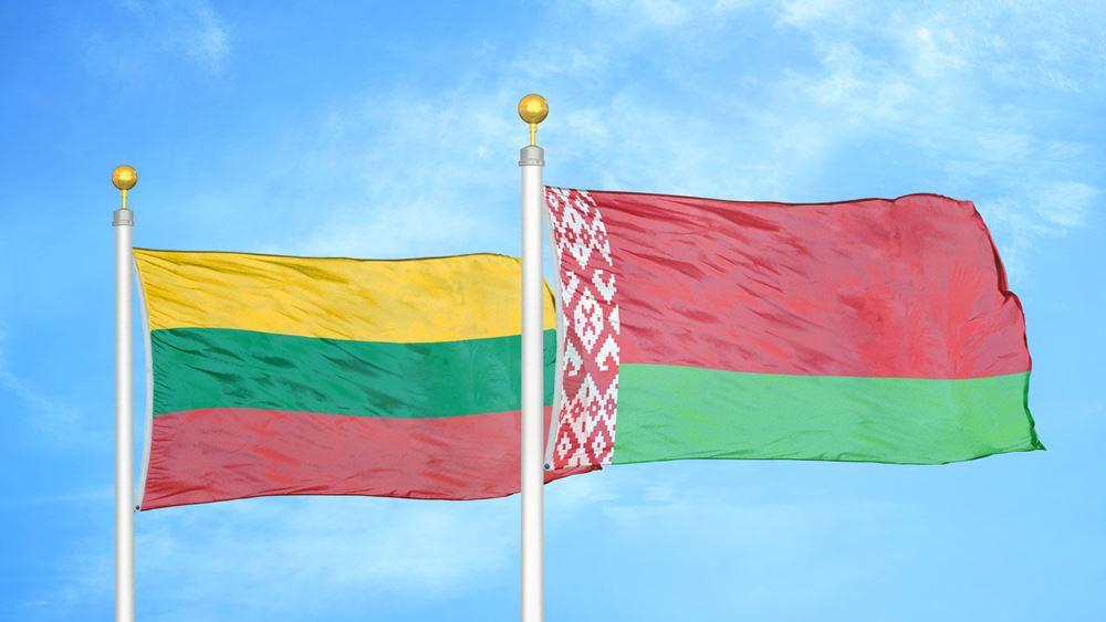 Μετανάστες: Η Λιθουανία αναπτύσσει στρατό στα σύνορα με τη Λευκορωσία