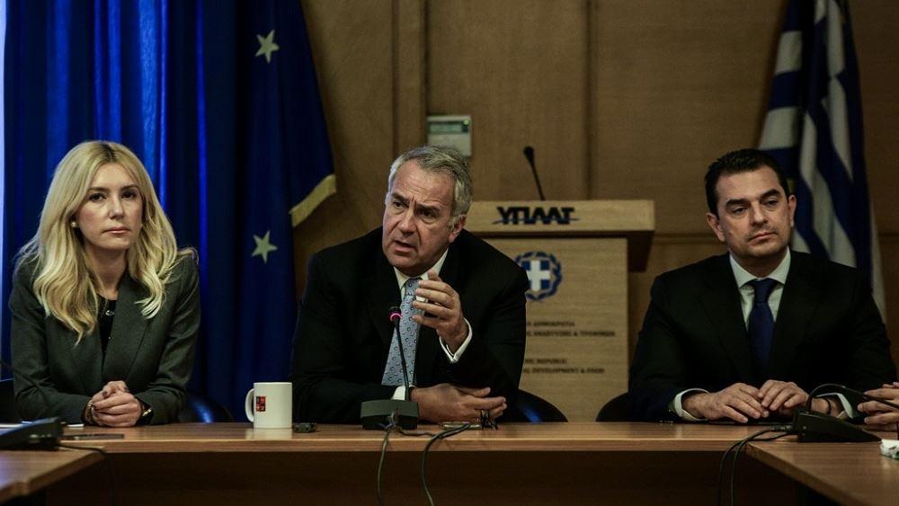 Μ. Βορίδης: Λήψη περαιτέρω μέτρων για την ανακούφιση του αλιευτικού κλάδου