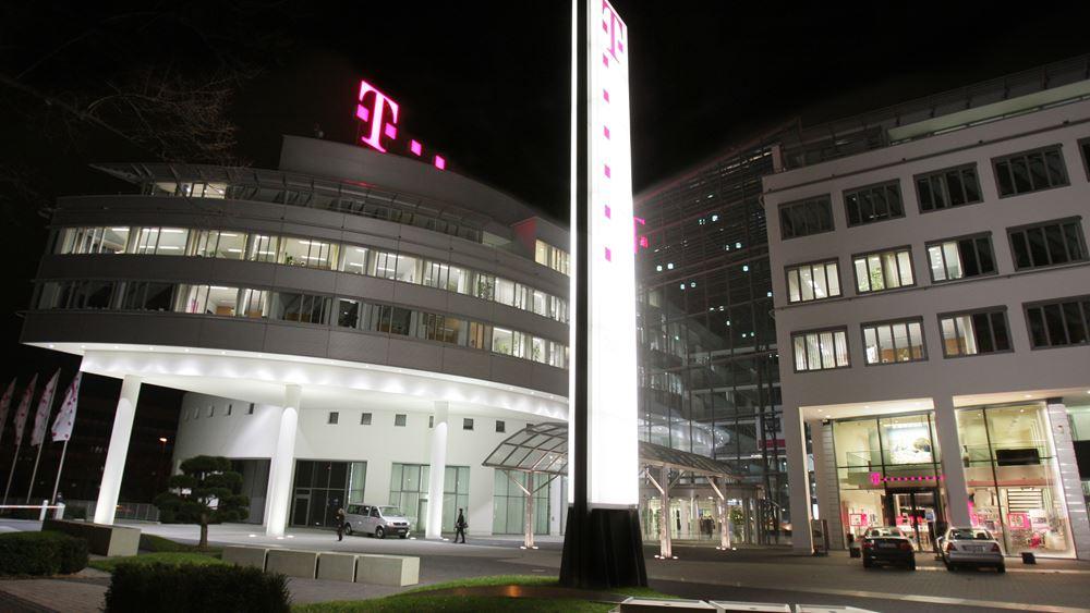 Deutsche Telekom: Πτώση 9% στα καθαρά κέρδη στο τρίμηνο