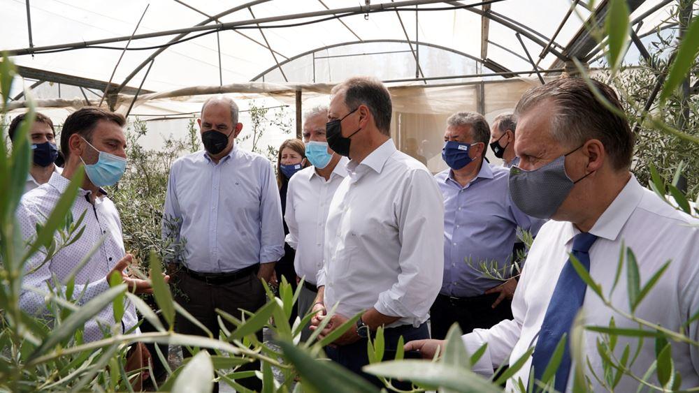Σπ. Λιβανός: Για να κερδίσουμε το μέλλον πρέπει να επενδύσουμε στην έρευνα και εκπαίδευση στον πρωτογενή τομέα