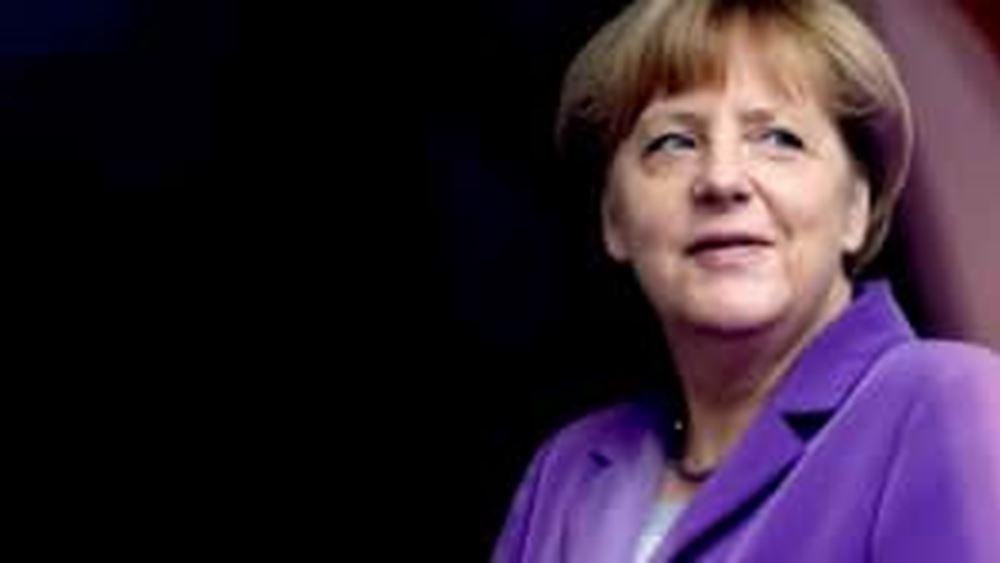 Μέρκελ: Από τη Βρετανία εξαρτάται εάν θα ξεκινήσει η β' φάση των διαπραγματεύσεων για το Brexit τον Δεκέμβριο