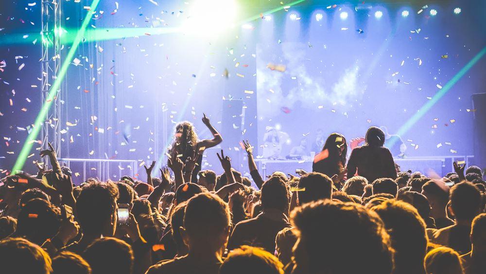 Νέα μελέτη: Πώς και πότε θα μπορούμε να ξαναπάμε σε συναυλίες σε κλειστό χώρο