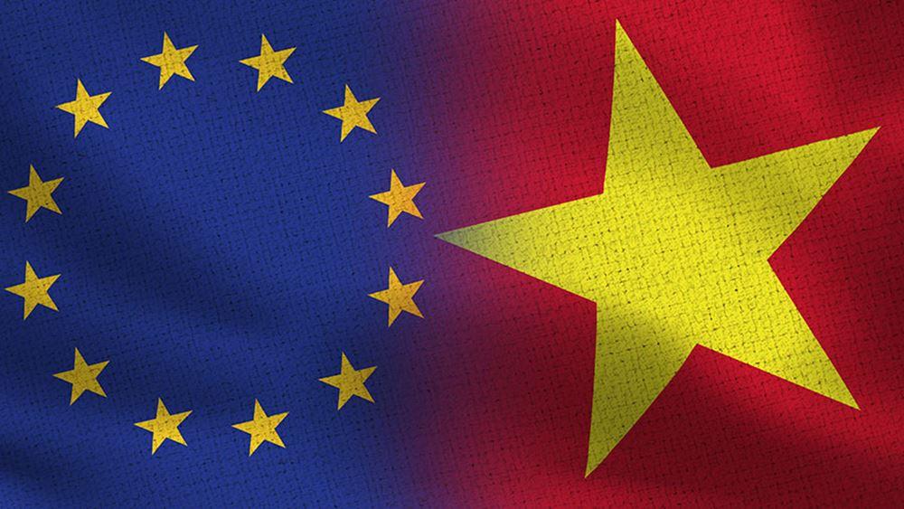 Συμφωνία ΕΕ-Βιετνάμ για μείωση των δασμών ήδη από την 1/8