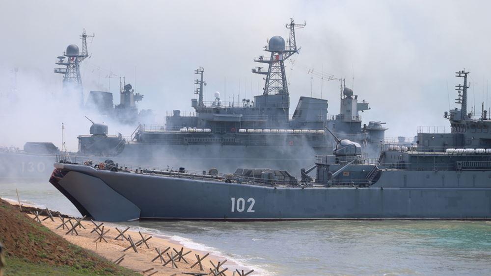 Αποσύρεται ο ρωσικός στρατός από τα σύνορα με την Ουκρανία