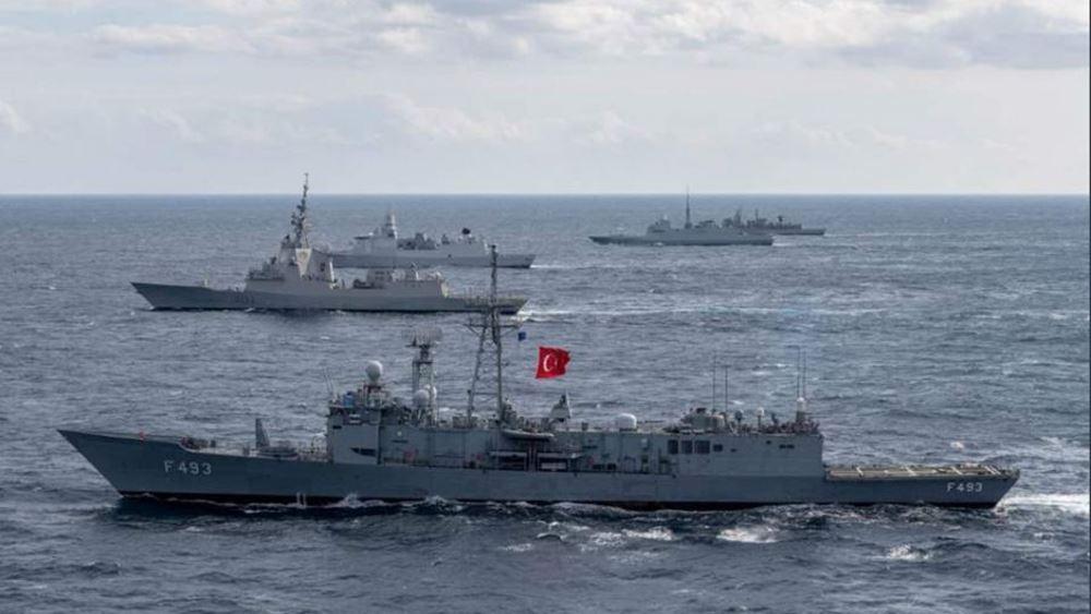 Νέες τουρκικές Navtex για ναυτικές ασκήσεις ανάμεσα σε Μυτιλήνη-Χίο και γεωτρήσεις στην Κύπρο